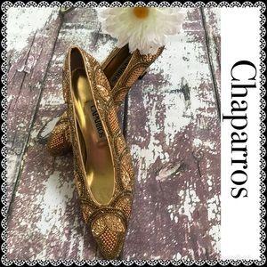Chaparros shoes, size 7AA
